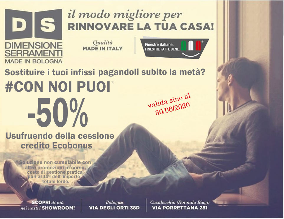 50% Ecobonus